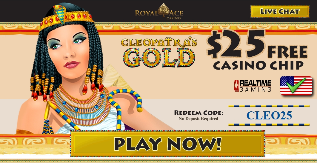 25 Free Chip at Club World Casino